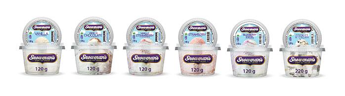 snowmans diary ice cream